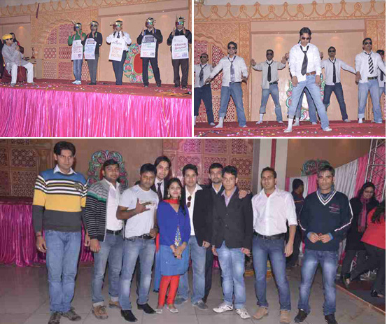 Office annual day celebration